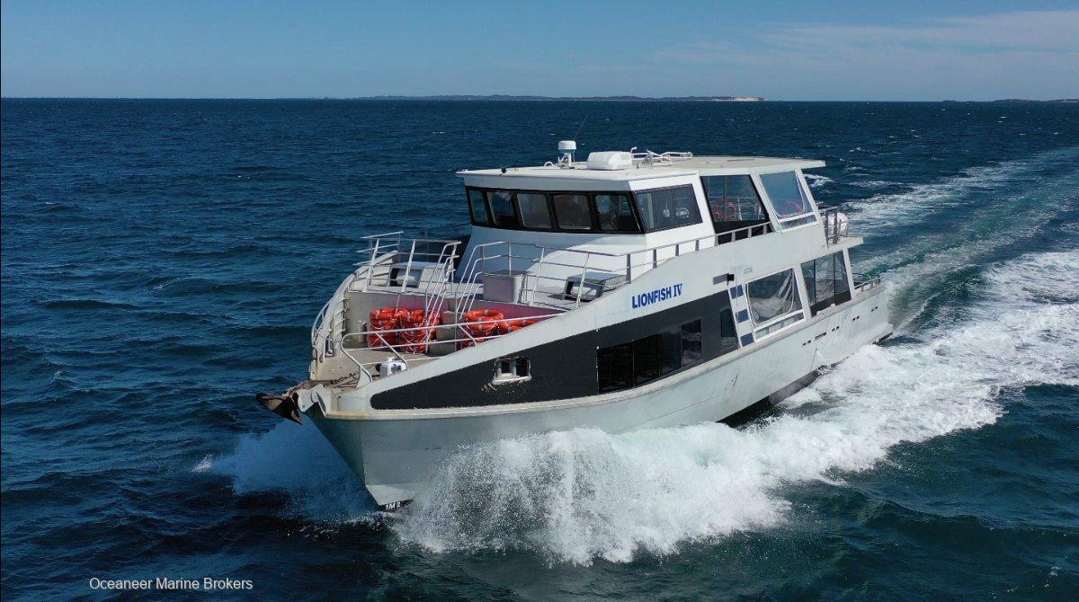 Image Charter Dive Boat