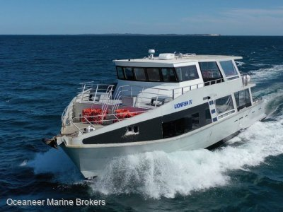Image Charter Dive Boat