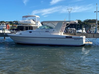 Gulf Craft Sports Fisher 35