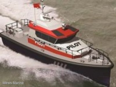 Kingtough NEW BUILD - 14m Pilot Boat