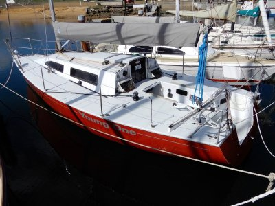 Young 88 COMPETITIVE CRUISER RACER IN EXCELLENT CONDITION
