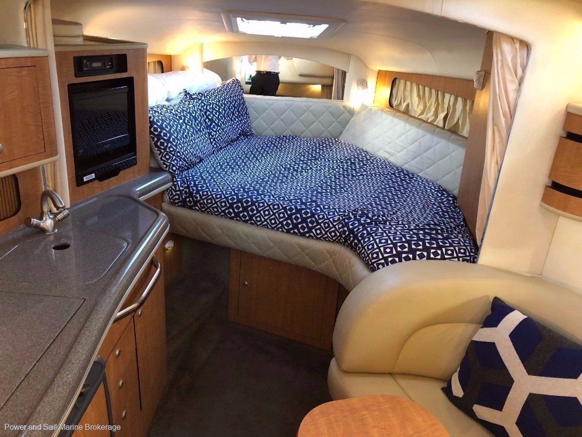 Sea Ray 335 Sundancer Dont buy until you see this one