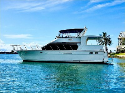 Hershine 50 Aft Cabin motor yacht- Click for more info...
