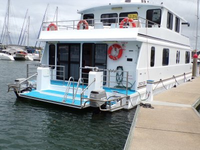 Raebel Design 15.2m Houseboat AMSA registered Ultimate Houseboat