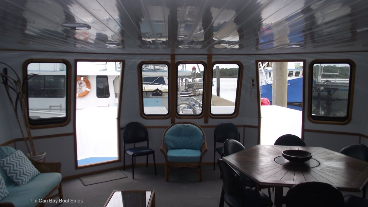 Raebel Luxury 15.2m Houseboat AMSA Registered