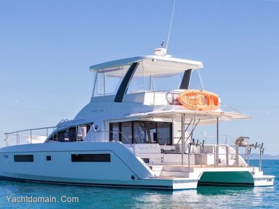 Leopard Catamarans 43 PC