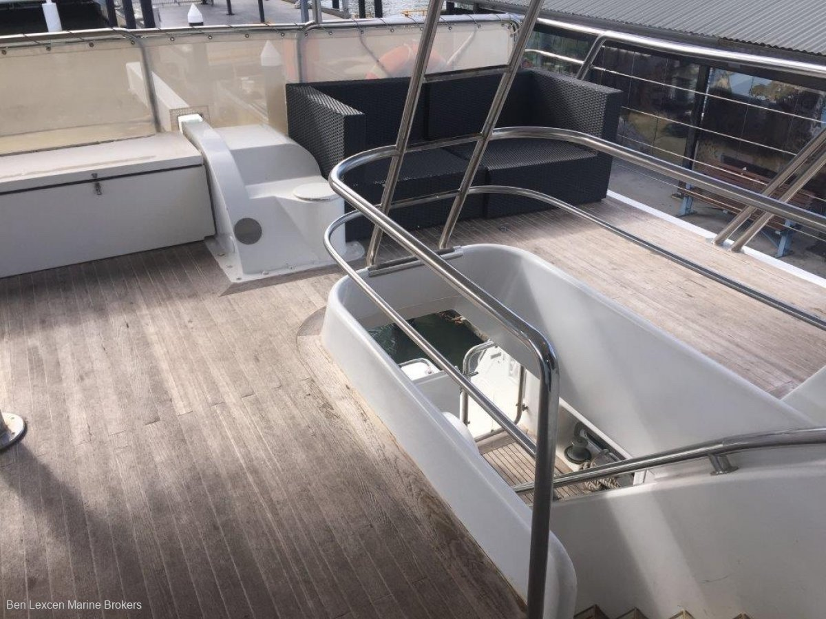 Crowther Catamaran Party Boat Charter