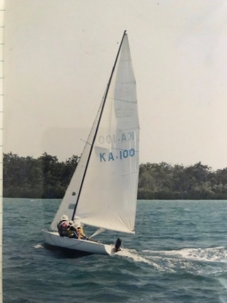 Soling - Absolute Bargin - Unfinished Project:Previous Condition