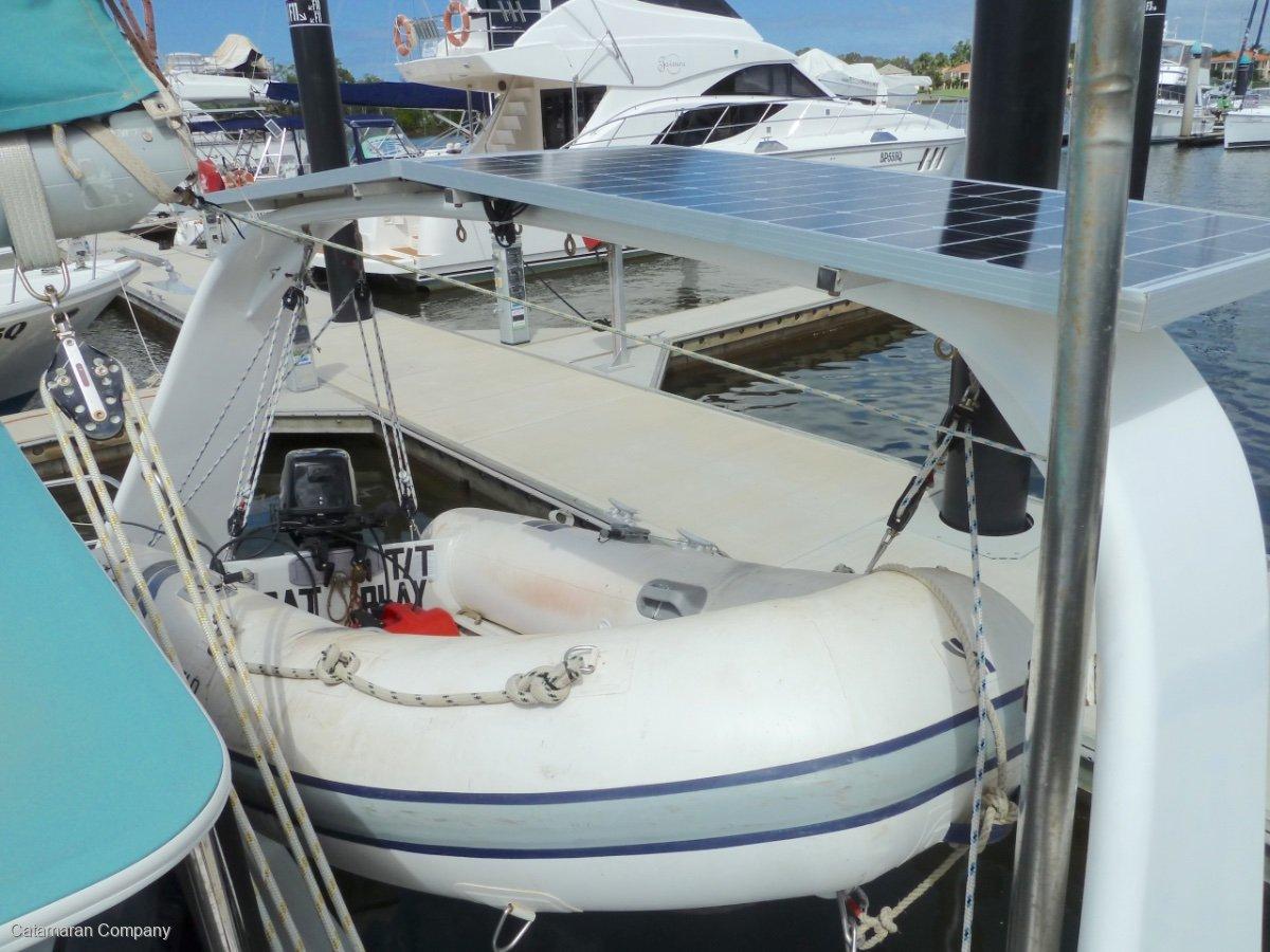 Simpson Cloud 10 Cruise Ready