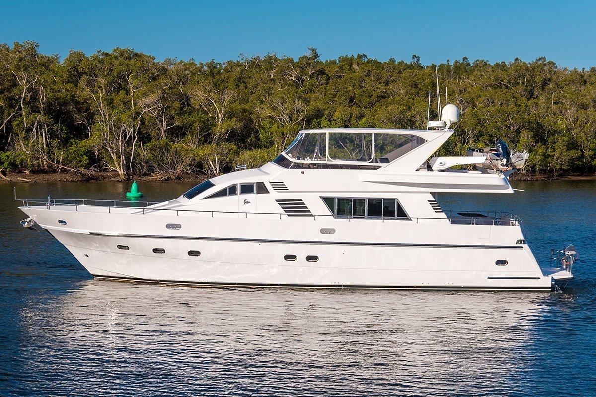 Monte Fino 69 Motor Yacht