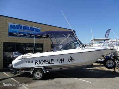 Fraser Cobia 580 FUN FAMILY FISHING BOAT FORSALE