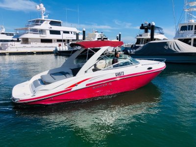 Rinker 246 Captiva the perfect day boat!- Click for more info...