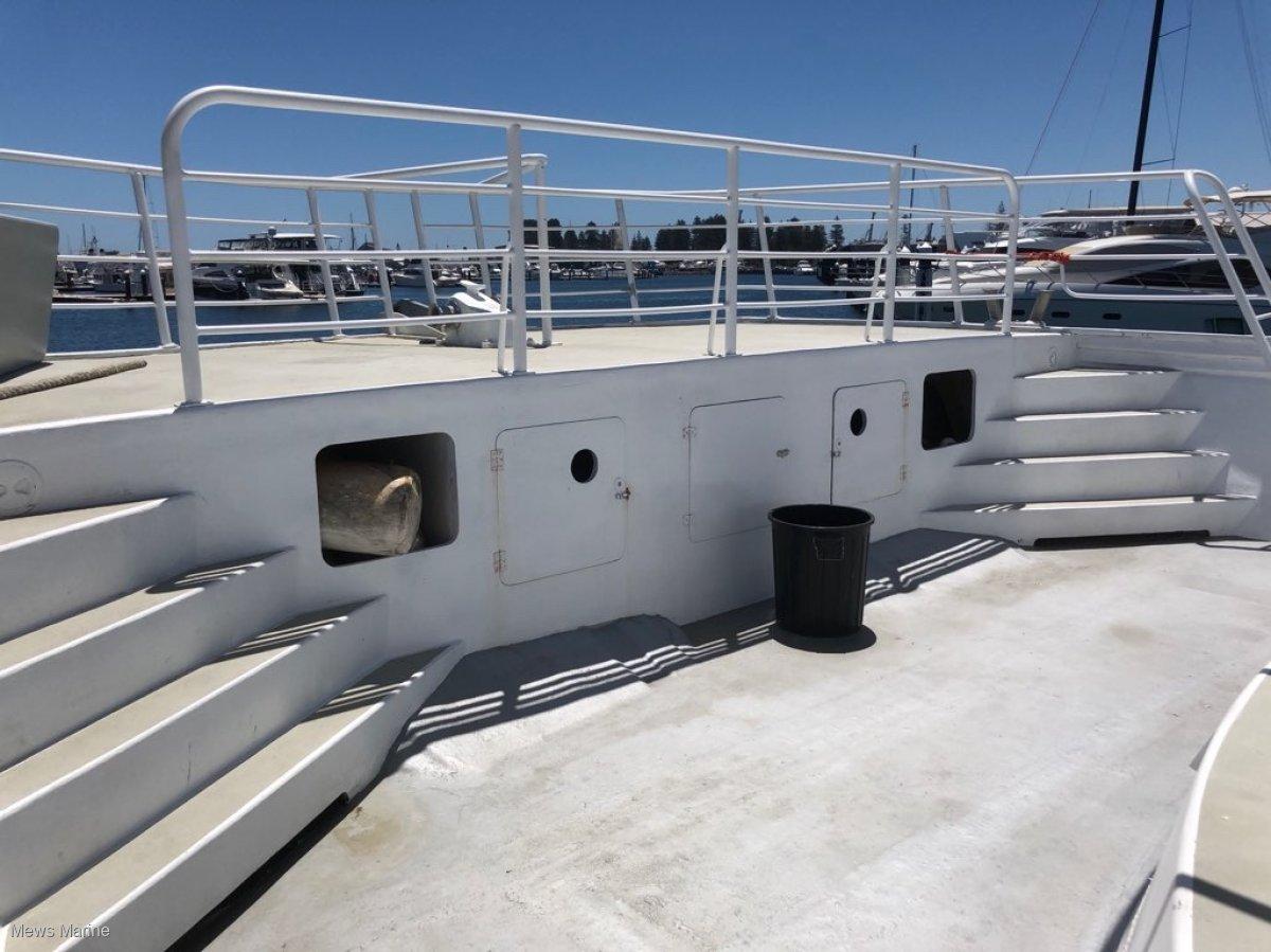 Custom 20m Whale Watching or Fishing Charter Cat