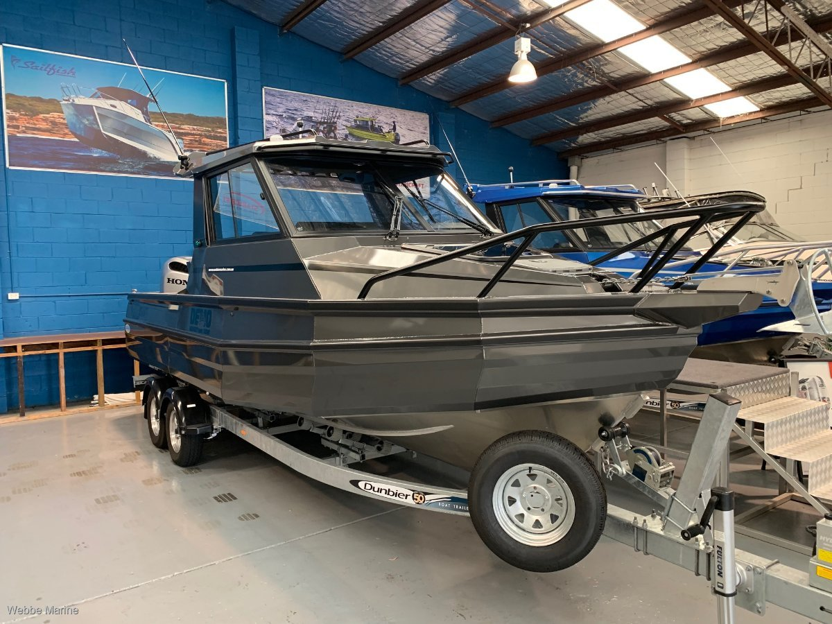 Stabicraft 2400 Supercab AVAILABLE FOR IMMEDIATE DELIVERY