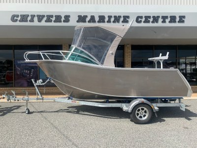 Chivers Reef Shark 550 Runabout - Yamaha or Evinrude Options - 2020