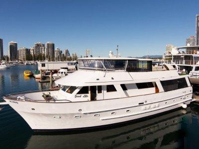 Ranger 72 Pilot House Motor Yacht New Listing