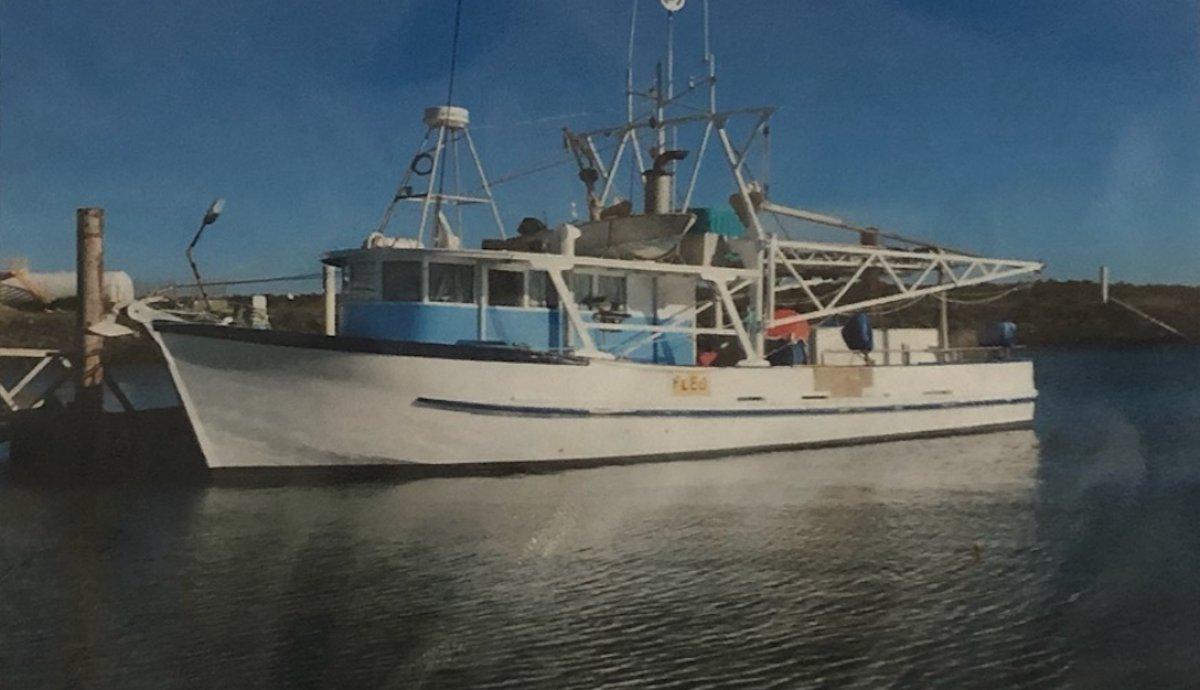 Sharpie Timber commercial fishing Micky Finn