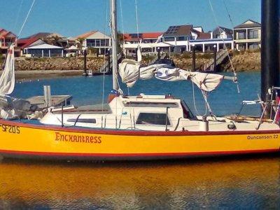 Duncanson 22 Trailer Sailer