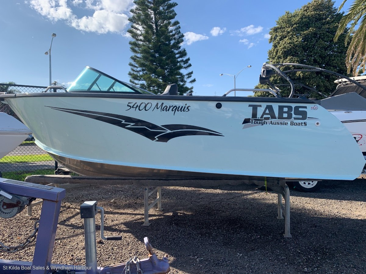 Tabs 5400 Marquis Bow Rider