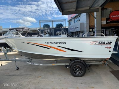 Sea Jay 4.88 Avenger Sports