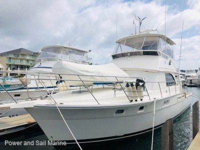 Caribbean 45 Flybridge Cruiser Ultimate classic