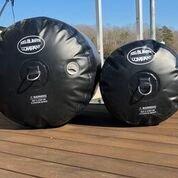 Inflatable Fenders BIG BUMPERS