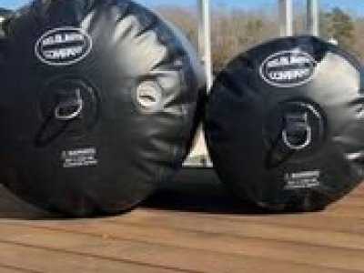 Inflatable Fenders BIG BUMPERS
