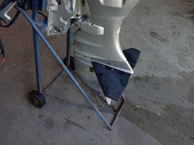 1997 Honda BF50A 4 stroke outboard