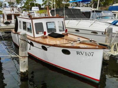 Custom Timber Cruiser 10 m