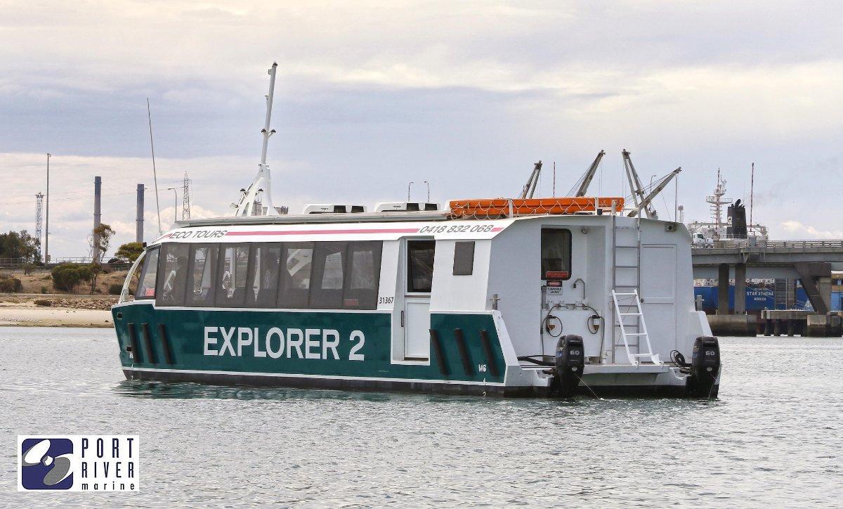 Custom | Port River Marine Services