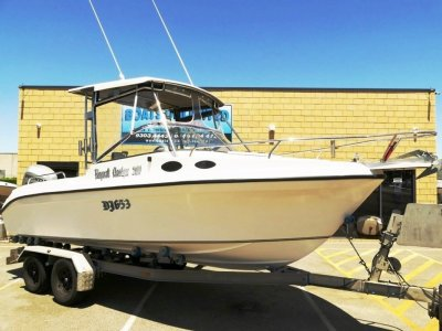 Kingcraft Classique V2100 SPORTSCRUISER DELUXE- Click for more info...