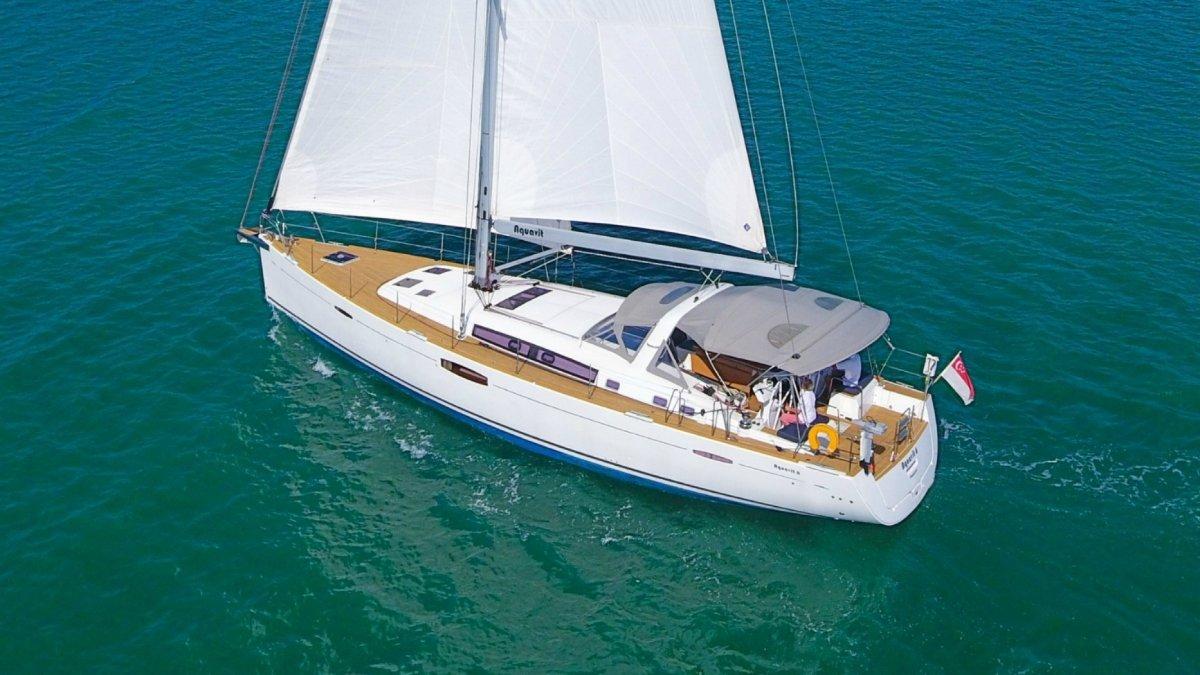 Beneteau Oceanis 60:Beneteau Oceanis 60 for sale