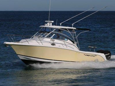 Pro-line 32 Express Cruiser Brilliant allrounder - fishing, diving, cruising