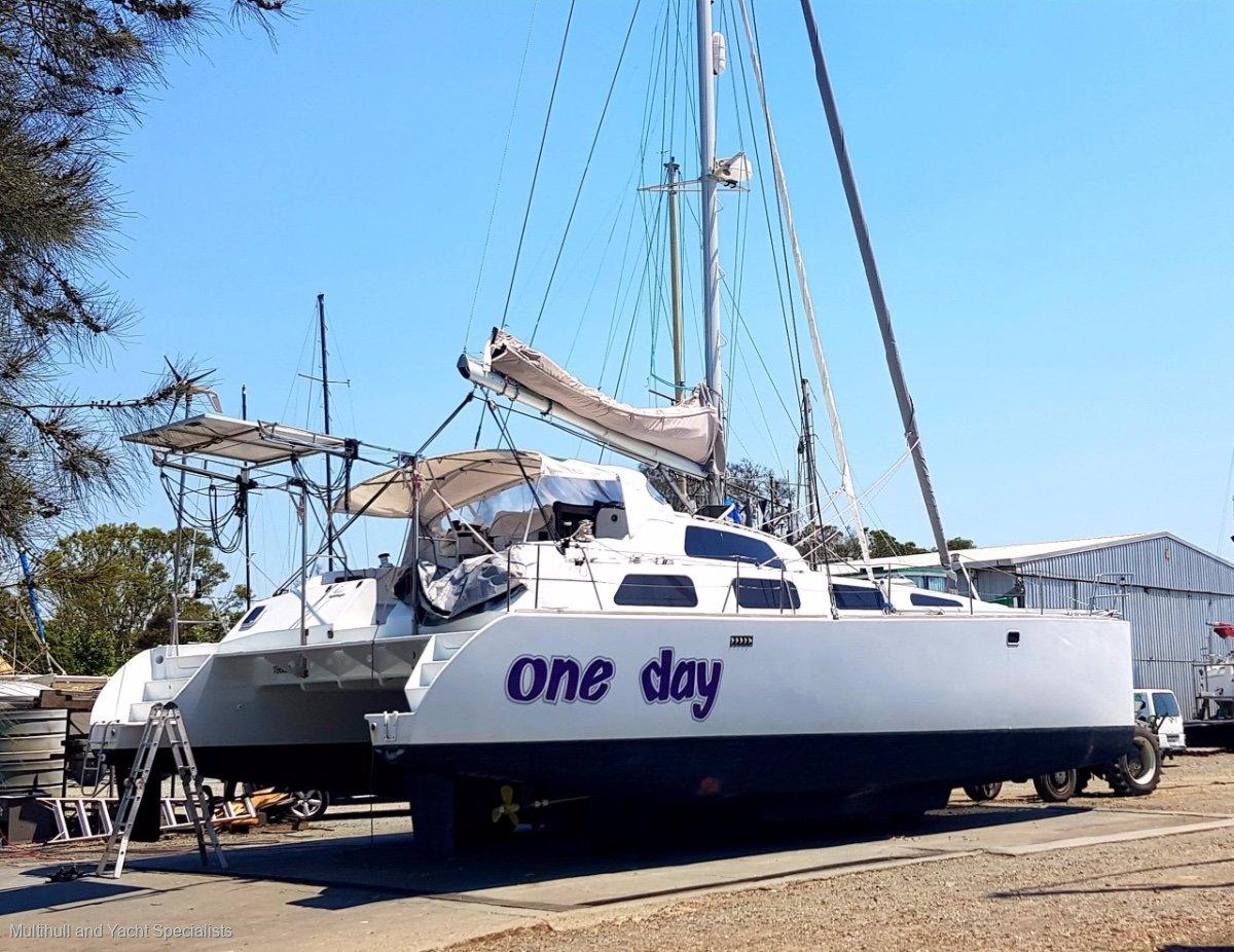 Custom 13m Cruising Catamaran