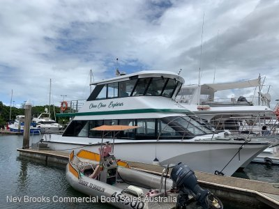 Cougar Cat 48 Flybridge