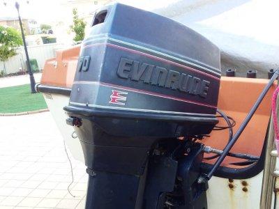 Evinrude 70 hp 1996