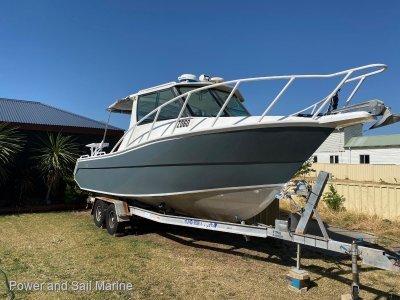 Redline 28 Redline Half cabin Offshore fishing machine!