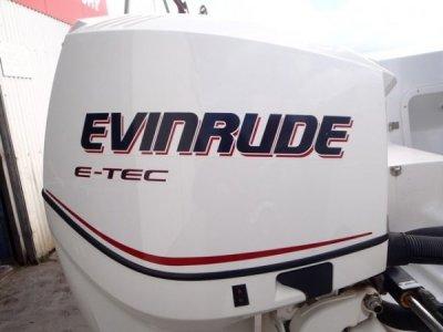 175hp EVINRUDE ETEC Outboard motor