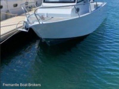 Custom 6M Aluminium Fishing Dinghy