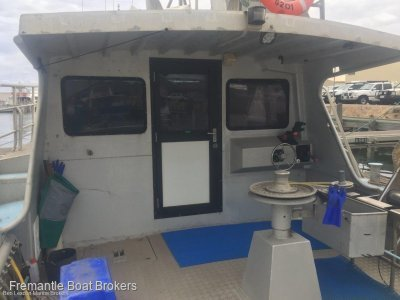 GBB Aluminium Fishing Boat /Cray -JET BOAT