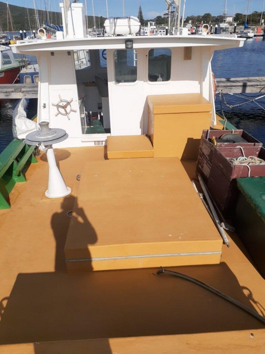 13m Fwd Wheelhouse Multi-Purpose Vessel