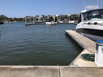 12M MARINA BERTH RIVER LINKS