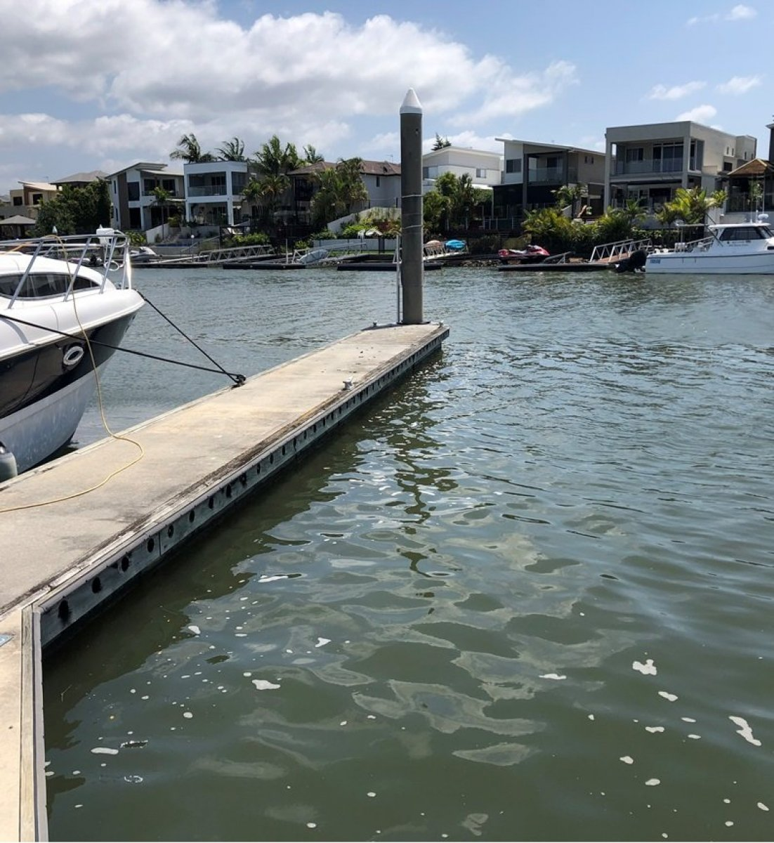18M MARINA BERTH RIVER LINKS