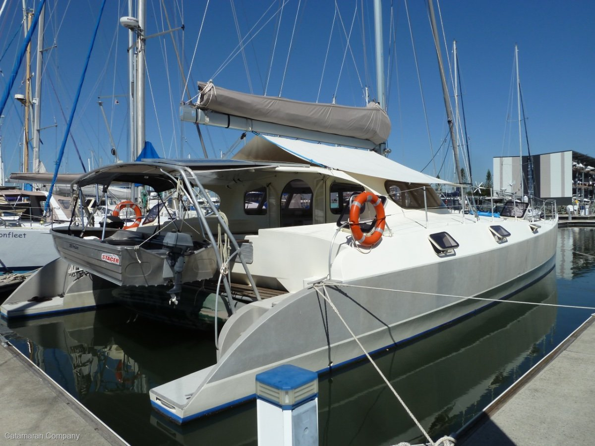 Mumby 49 Aluminium Performance Cruising Catamaran