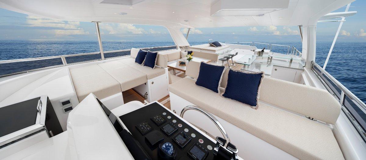 Horizon Yacht RP100