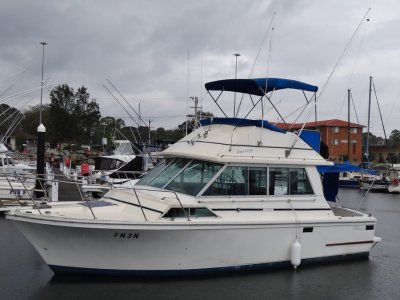 Mariner 31 Flybridge