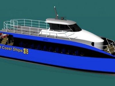 22m Fast Catamaran