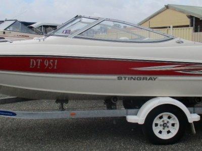 Stingray 185LS