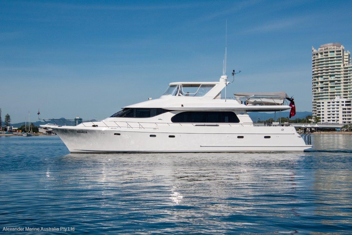 Symbol 73 Motor Yacht