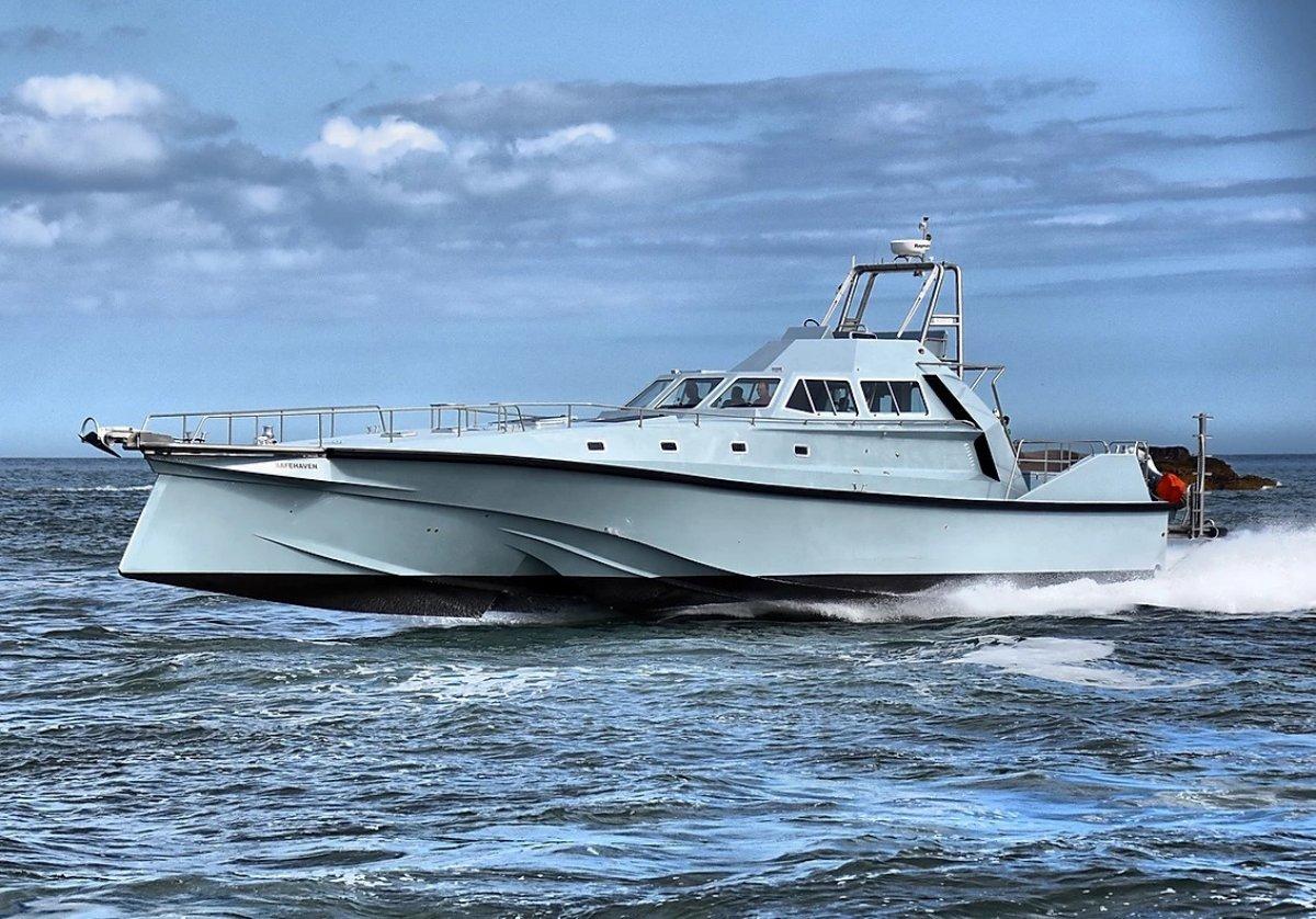 Safehaven 23m High Performance Motoryacht